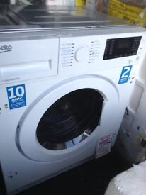 Beko prosmart intergrated washer/ dryer RRP £469 new/ graded 12 month Gtee