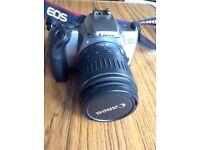 Canon EOS 3000V 35mm SLR Camera (incl. EF 28-90mm f/4.0-5.6 III Lens)