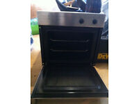 electric oven and grill all in clean working order