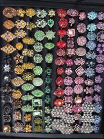 Joblot/Carboot/market stall 300 x costume jewellery rings