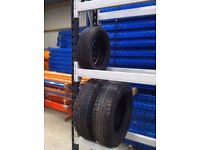 Car Tyre Wheel Garage Workshop Storage Freestanding Racking Shelving Rack Stand