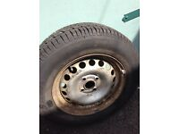 Tyre 185x70x14