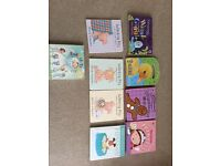 Collection of baby books- great conditon