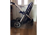 Oyster Max Pushchair with Accessories