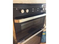 Becky electric oven double almost new