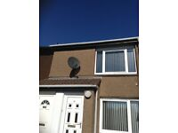 One bedroom flat to rent in Uddingston