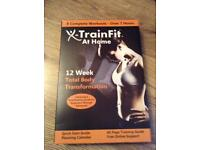 12 week DVD Workout set