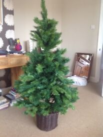 Artificial 5ft Christmas Tree from Next