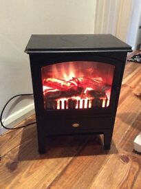 Dimplex cottage style stove fire - lovely!