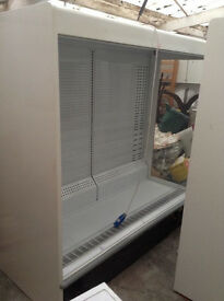 2 DAIRY CHILLERS DAIRY FRIDGES FOR SALE 2 METRES 1.3 M LIKE NEW