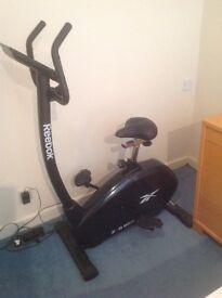 Reebok electric exercise bike