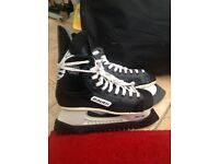 Bauer 200 ice skate boots
