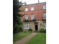 Preston city centre, modern self contained studio in large Victorian house