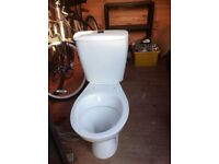 Toilet and Cistern used but excellent clean condition