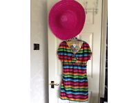 MEXICAN DRESS & Sombreo
