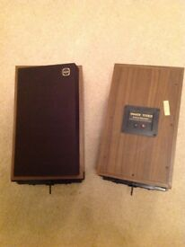 Tannoy Titan Vintage 1980's Hifi speakers