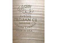 "Zildjian Avedis Hi Hats 14"""