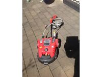 Homelite 105 bar patio deck pressure washer