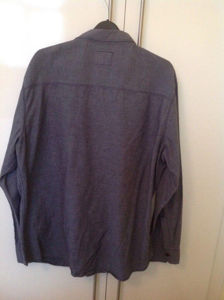 Mens Designer Denim Shirt | Mens Designer Denim Shirt In Leicester Leicestershire Gumtree