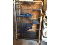 Large Chinchilla/ferret cage
