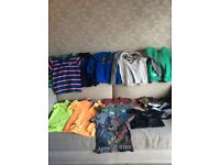 Aged 4 and 4-5 clothing bundle