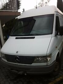 Mercedes Sprinter 308D LHD Left Hand Drive export BUS Great technical condition!