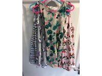 H & M sun dresses - age 2-4