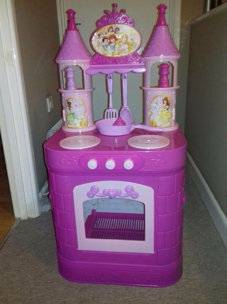 Prncess kitchen