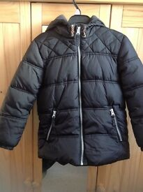 Boys winter coat aged 7-8