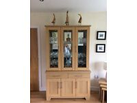 Hampshire Glass 3 Door Display Unit