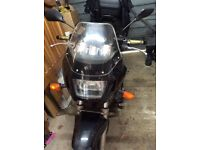 Suzuki bandit 1200s low mileage