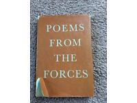 Poems from the forces - Routledge 1942