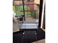Parakeet/parrot cage for sale