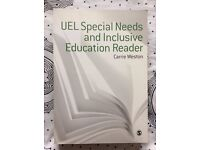 Early childhood studies BOOK - UEL special needs and inclusive education reader