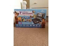 Lava (sainsburys) Portable DVD player