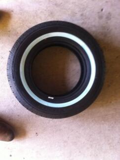 205/70x15 Mastercraft whitewall tyres brand new $130 ea Lawnton Pine Rivers Area Preview