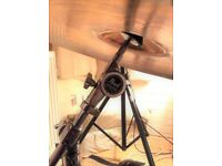 Pearl extra long boom cymbal stand