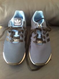 ADIDAS ZX Flux trainers....an ABSOLUTE bargain