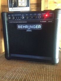 Guitar Modelling Amp