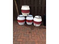 Beer barrel, beer cask, Firkin, Wylam Brewery, Brewpunk, equity punk