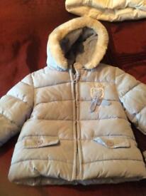 Designer mayrol jackets baby boy