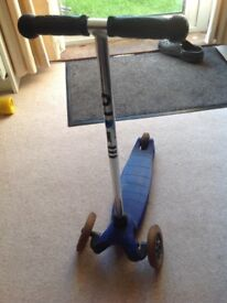 Micro scooter, used but working
