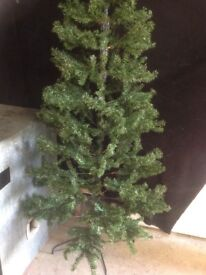 8 ft slim noble pine Christmas tree