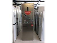 Hoover HF18XK A+ Fridge Freezer 70/30 60cm Free Standing - Silver #339175