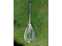 Prince squash racquet