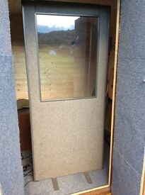 Vocal booth/ screen