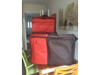 Brand New- it Luggage Suitcases