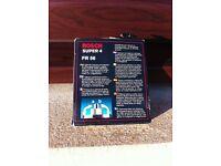Bosch Super 4 FR 56 spark plugs