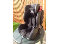 V.I.B. Tiger toddlers car seat.
