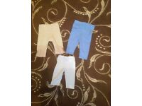 Baby boy 3-6m trousers